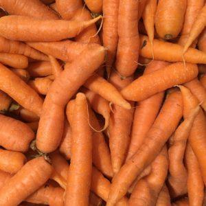 Carrots 900g