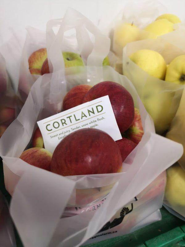 Apples, Cortland, 5 lb