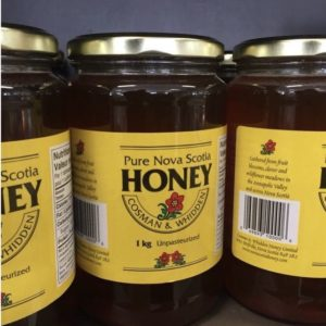 Cosman and Whidden Honey 1 kg