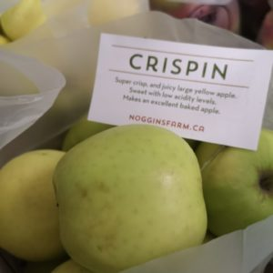 Apples, Crispin, 5 lbs