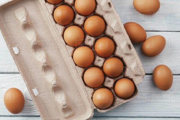 ACA Brown Eggs