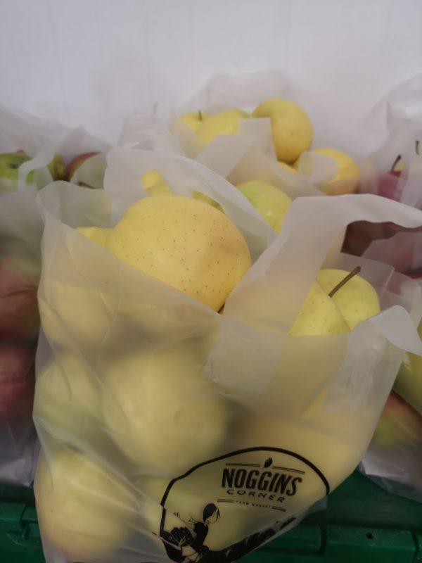 Apples, Golden Delicious, 5 lb