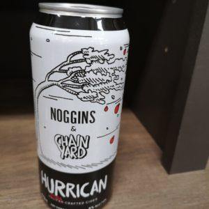 Noggins & Chain Yard Hard Cider - Hurrican  (473ml)