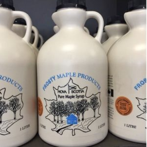 Frosty Maple Products Maple Syrup 1 L