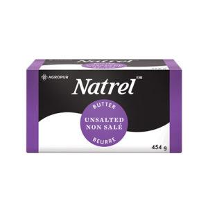 Natrel - Agropur Butter - Unsalted 454 g