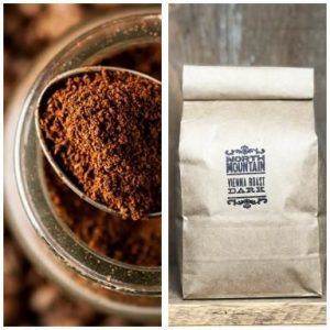 North Mountain Coffee, Ground